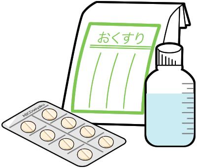 新しいインフルンエンザ治療薬